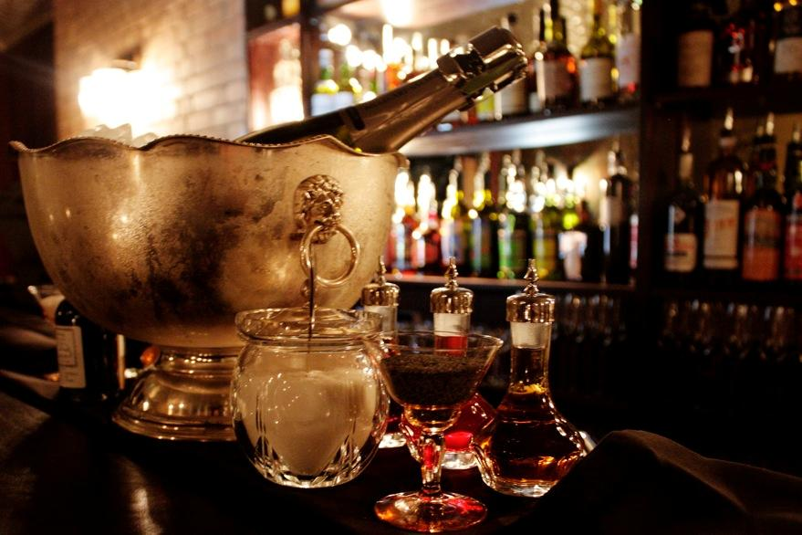 Experimental Cocktail Club opens in China Town