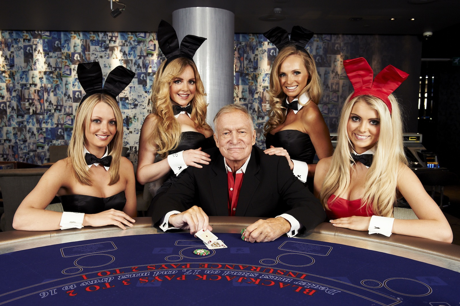 Hugh Hefner Photos
