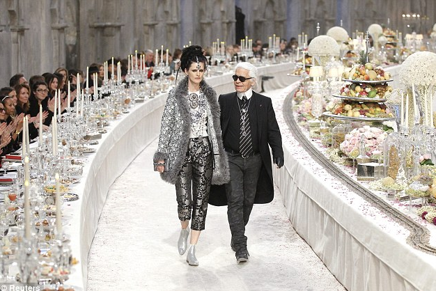 WE ARE STARING: Bombay Mix at Chanel pre-fall