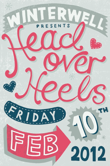 "WINTERWELL PRESENTS: ""Head over heels"" Valentine's special"