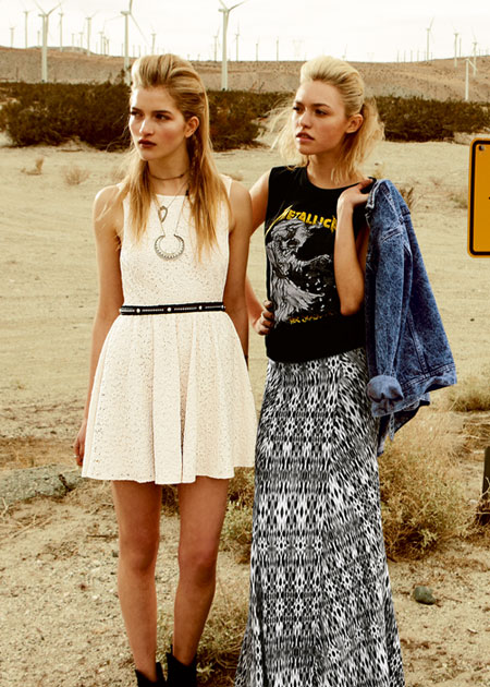 Urban Outfitter´s New LookBook: Online Shopping