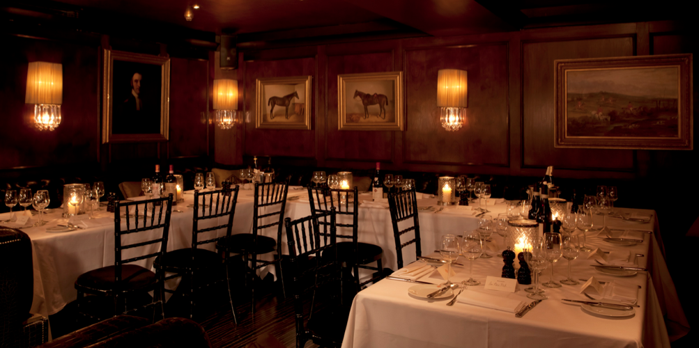 THE LION NYC: in town to open The Brompton Club to the public