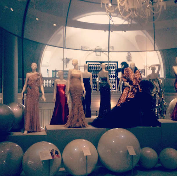 COUTURE HEAVEN: 'Ballgowns: British glamour since 1950' at the V&A