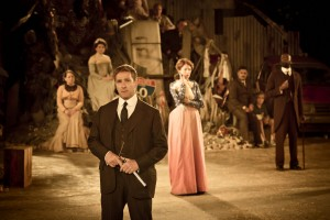 David Birrell (Father) in Ragtime at Regents Park Open Air Theatre (Photo by Johan Persson)