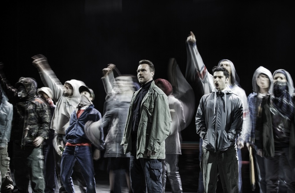 HERE COMES MANKIND: National Theatre Brings Timon of Athens To A London We Recognise