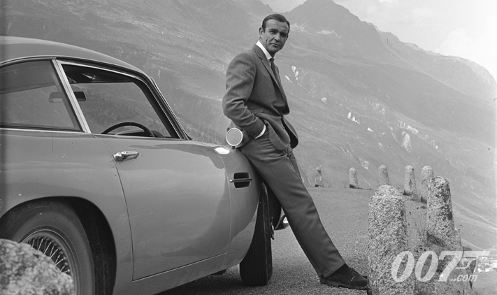 DESIGNING 007: Barbican pays tribute to last 50 years of James Bond and his style