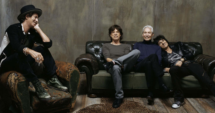 ROLLING STONES: 50 A free photography exhibition at Somerset House this summer