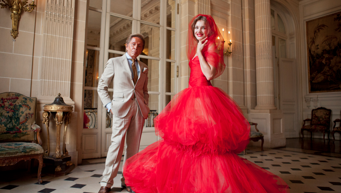 SOMERSET HOUSE PRESENTS: Valentino – Master of Couture