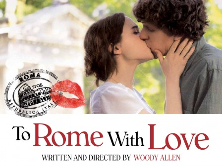FILM: To Rome with (not so much) Love