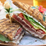 Ahi Tuna Steak Sandwich with Avocado - low res