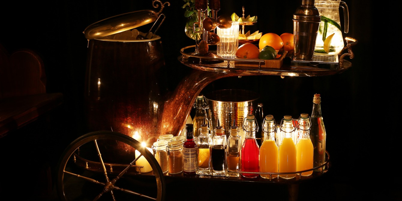 B.Y.O.C: Bring your own booze to Covent Garden's new mastermind mixologists…