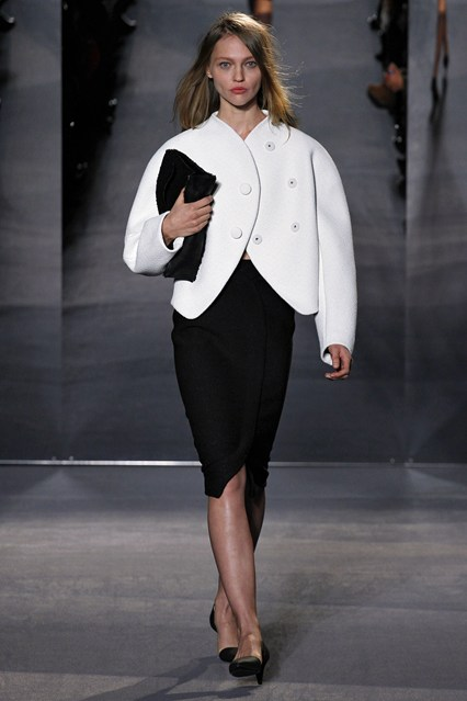 PROENZA SCHOULER: Sporting strength and minimalism…