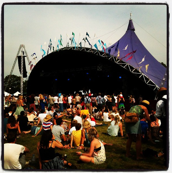 WELLIES AT THE READY: Wilderness 2013 announces line-up