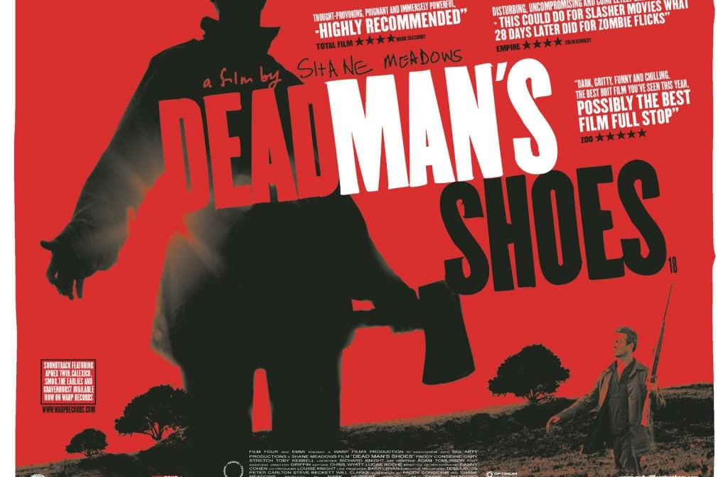 DEAD MANS SHOES: Members of UNKLE re-score iconic British Film at BFI.