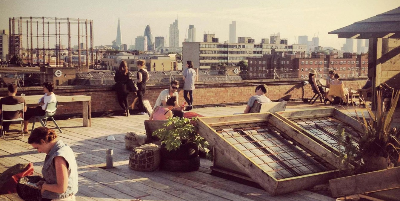 PANORAMIC ROOFTOP SERIES: Panoramic launches a new East London rooftop series at Netil360