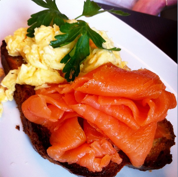 CUCINA ASELLINA AT ME LONDON: Brunch, review