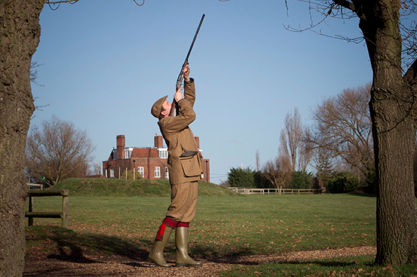 SHOOT'S UP: The London Shooting Club launches with a bang!