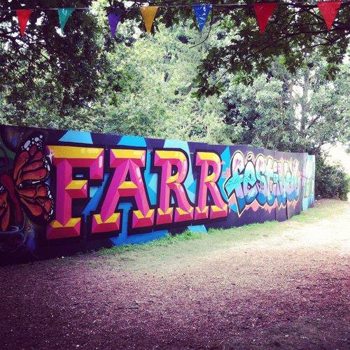 FARR FESTIVAL: Boutique Festival in the forest, UK