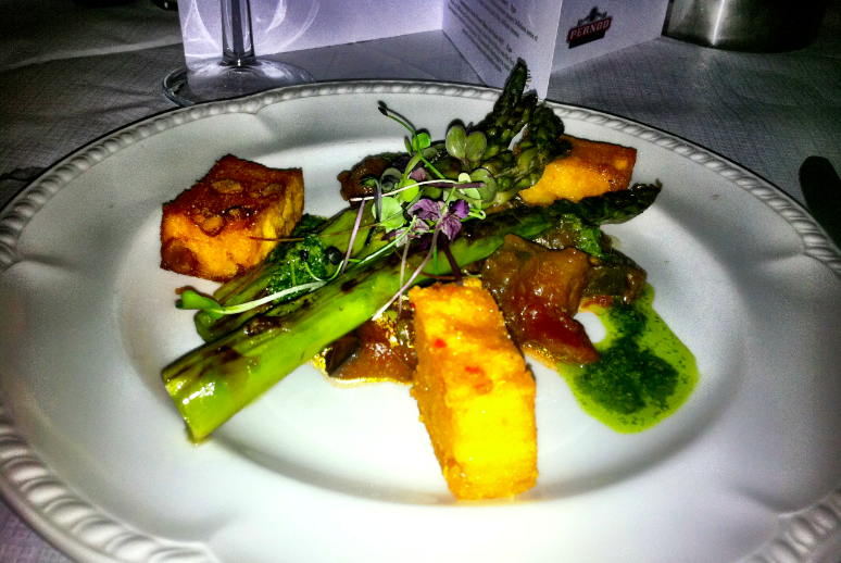 ASPARAGASM 'THE RITES OF MAY': vegan fine-dining goes folk!