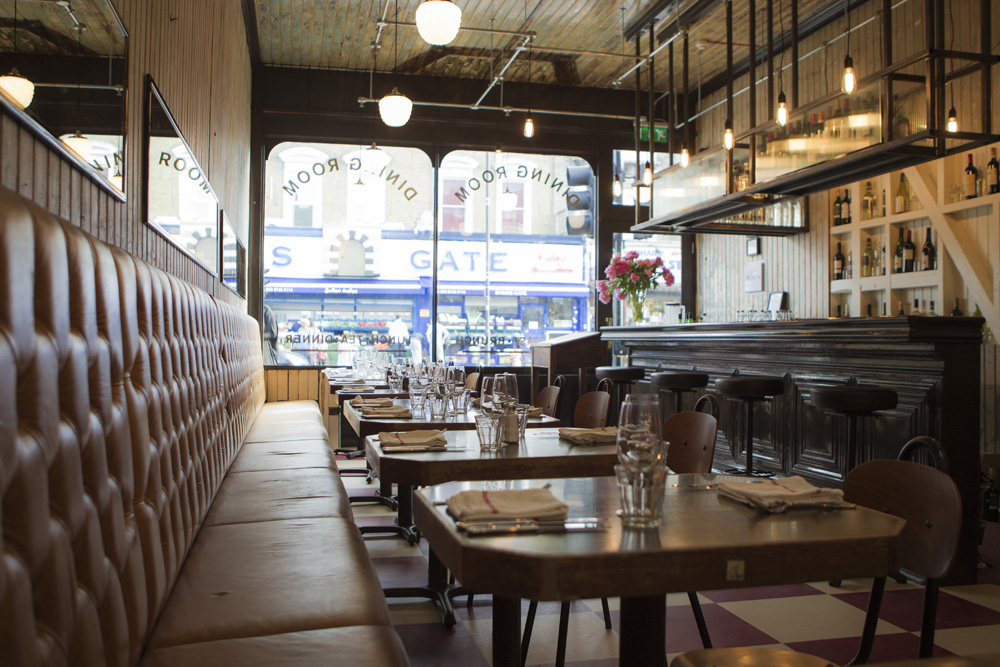 BUSH HALL DINING ROOMS: Refined and Delicious Neighbourhood Dining, Review
