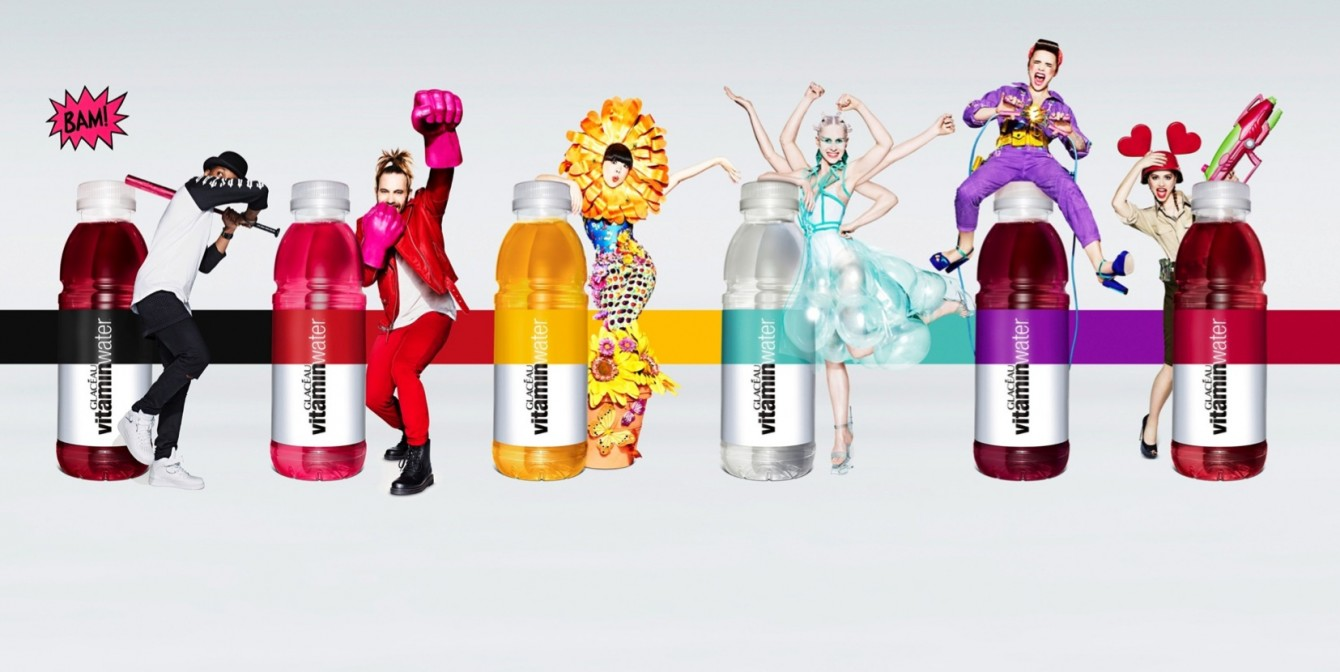 SHINEBRIGHT: Glacéau vitaminwater to help young creatives