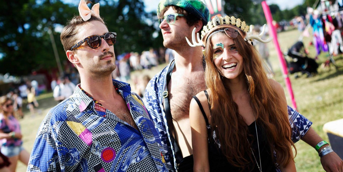 WILDERNESS FESTIVAL: If you go down to the woods today, you're in for a big surprise