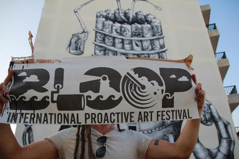 BLOOP ARTS FESTIVAL: The first proactive arts festival in the world