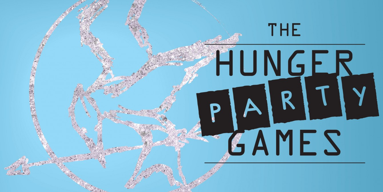 THE HUNGER PARTY GAMES: A club night homage to Katniss Everdeen