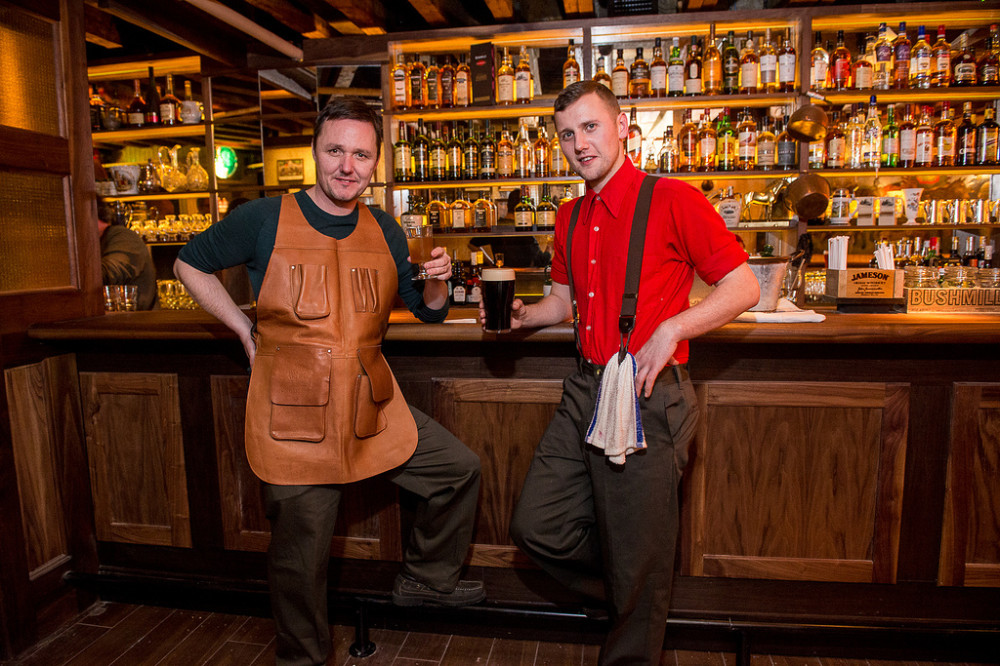 THE DEAD RABBIT, NYC, AND 50 BEST BARS: Interview with Sean Muldoon and Jack McGarry