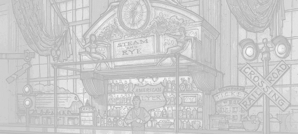 STEAM AND RYE: Decadent Americana Club to open in The City of London
