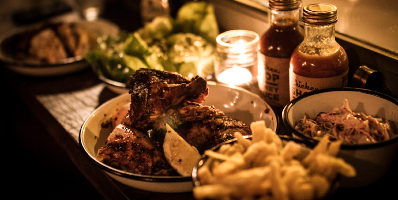 CHICKEN SHOP, TOOTING: Roast chicken for every day of the week, Review