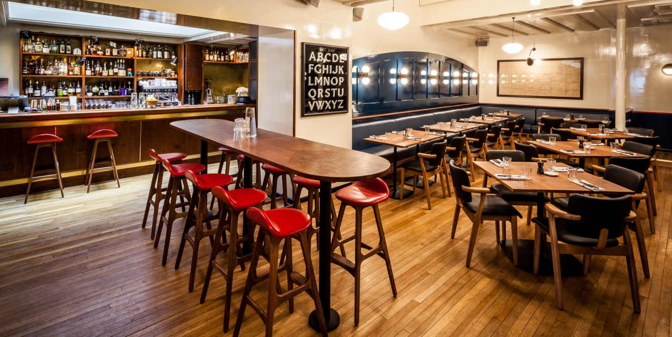 FOXLOW REVIEW: Restaurant from the team behind Hawksmoor opens in Clerkenwell