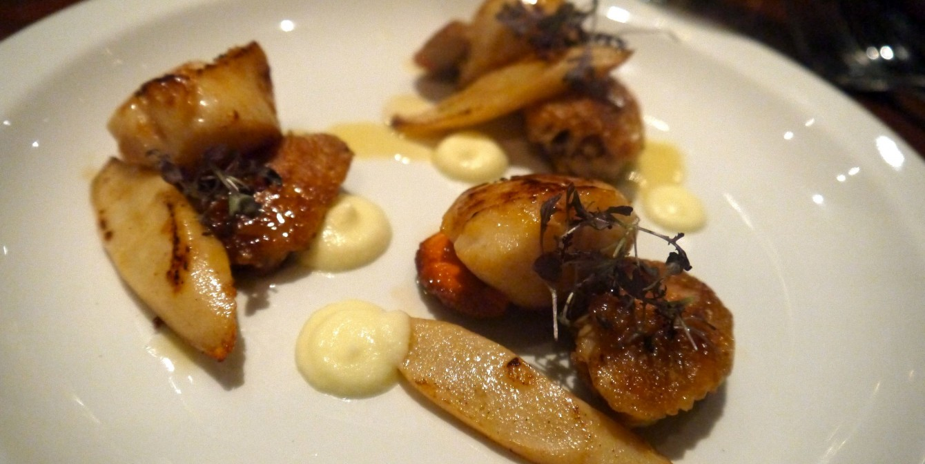 THE CADOGAN ARMS: Food fit for a King('s Road), Review