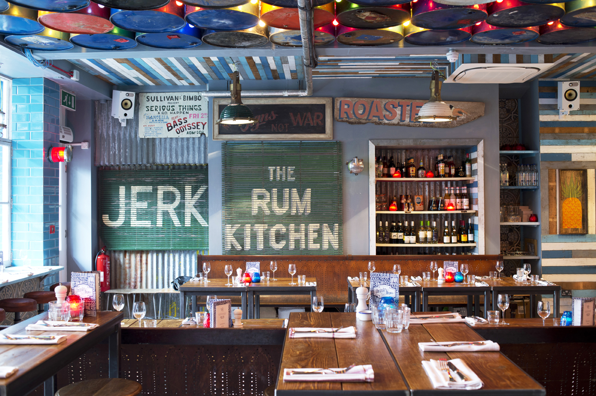 The rum group launches the rum kitchen carnaby a taste for The kitchen restaurant