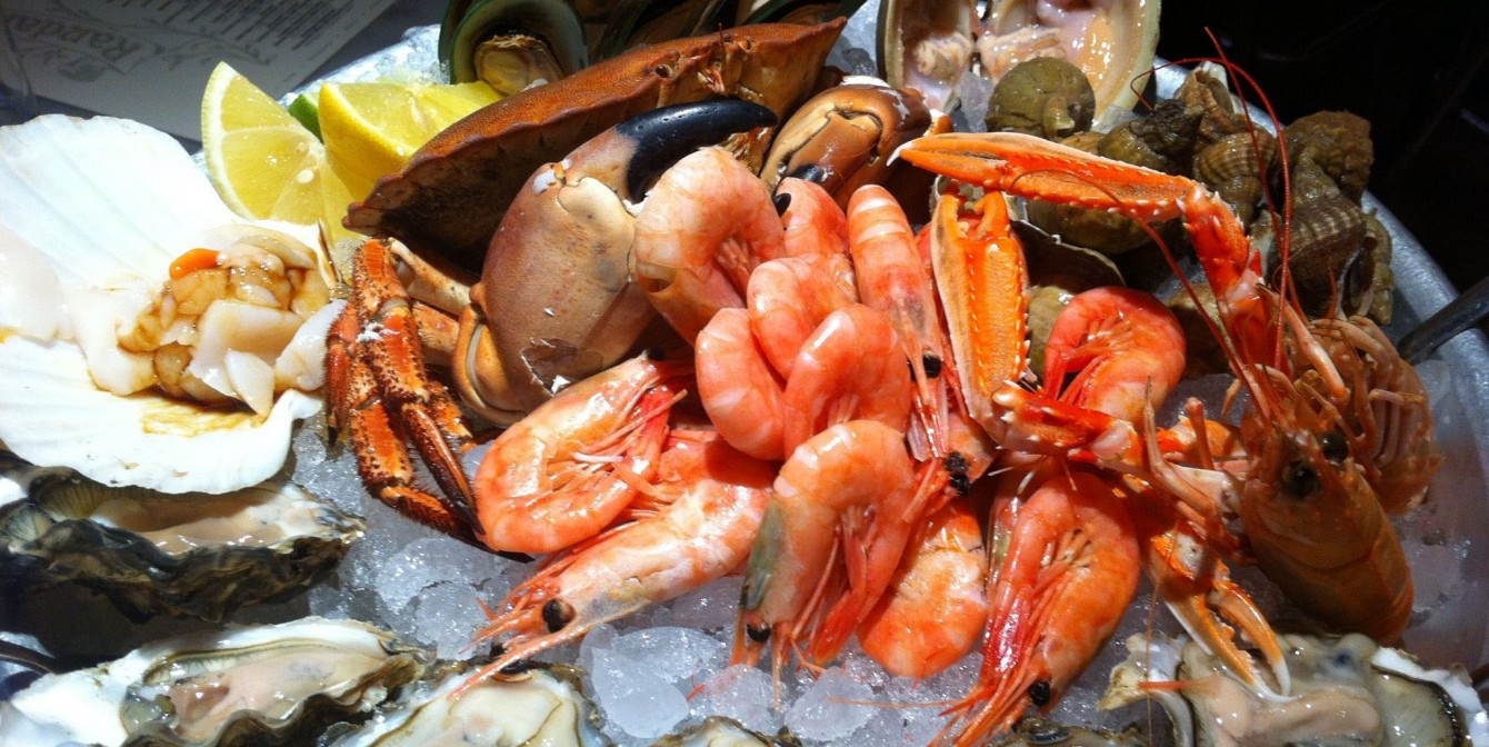 RANDALL AND AUBIN: Hidden treasure for fresh seafood and grill from the finest, Soho