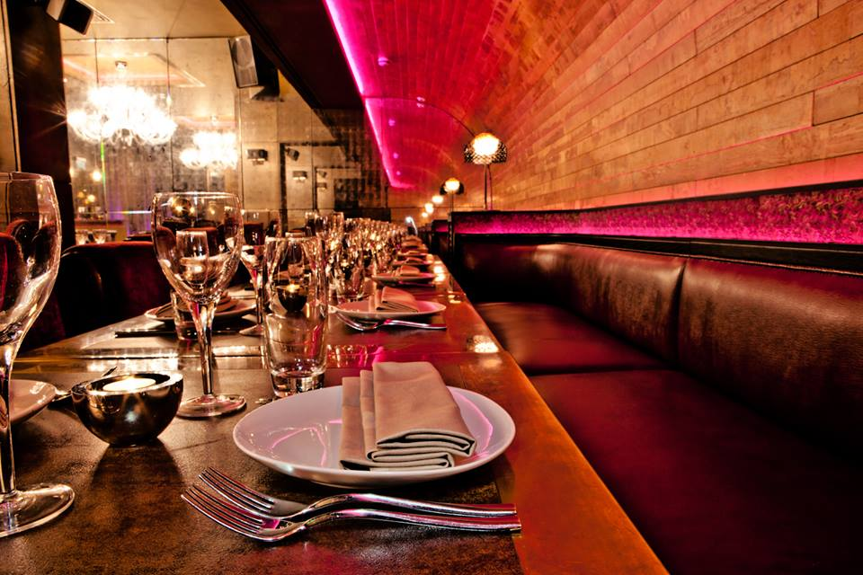 MAMOUNIA LOUNGE: Eastern Entertainment in the West End, Review