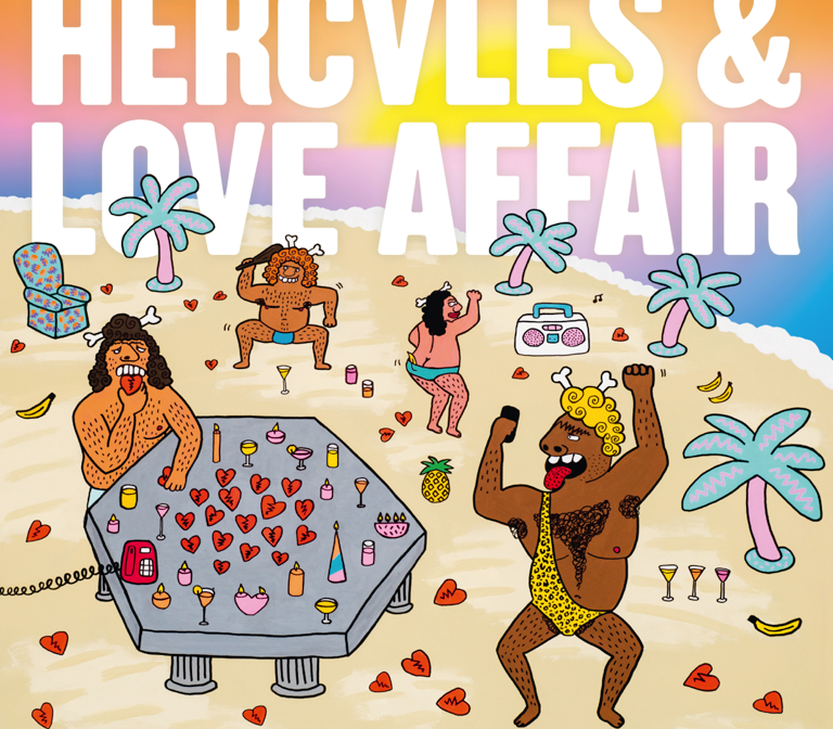 THE FEAST OF THE BROKEN HEART: Hercules & Love Affair release new album