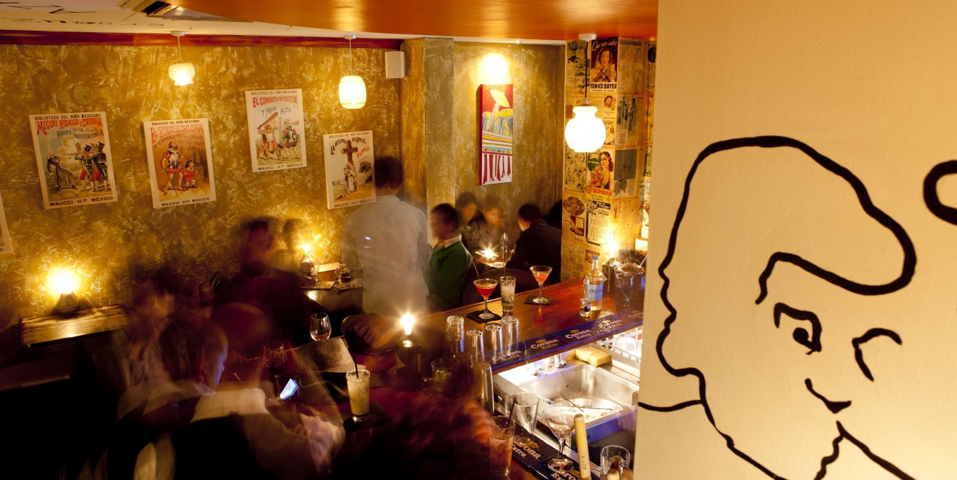 BOHO MEXICA: Rendezvous with trendy Mexican Restaurant, Shoreditch