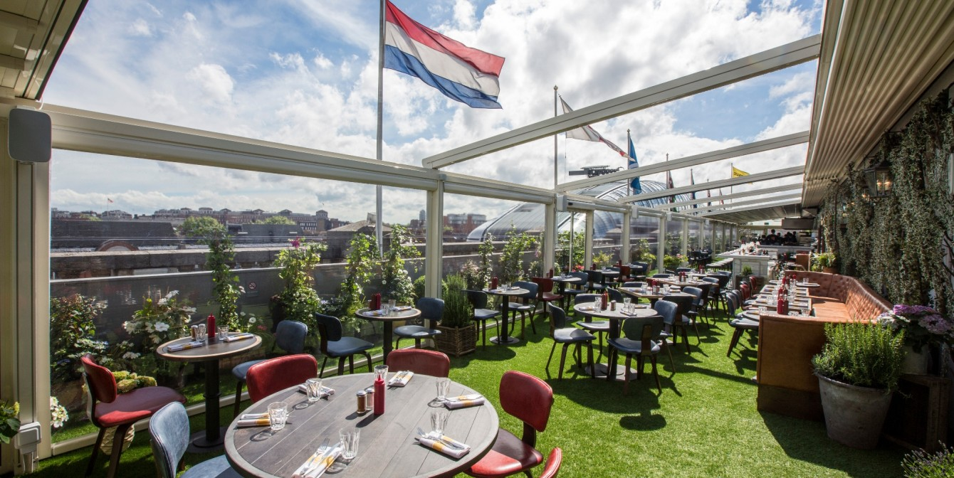 ON THE ROOF WITH…Q: New Rooftop Pop Up Restaurant from Selfridges and Des McDonald