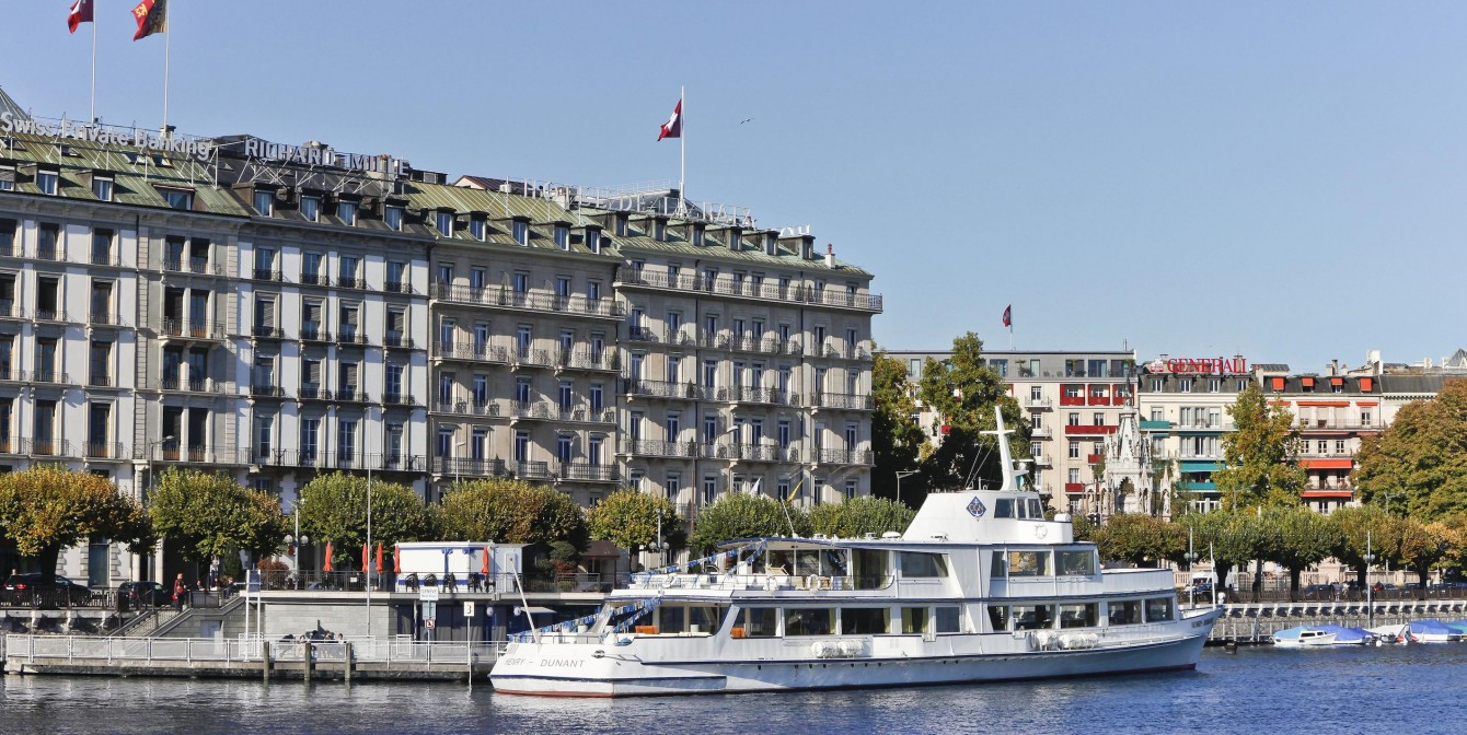 GENEVA: A Whirlwind of Art, Culture & Wine