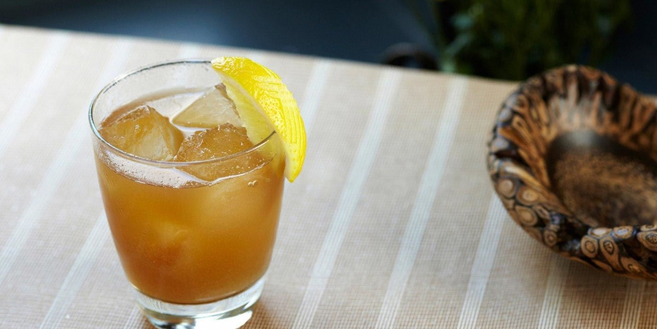 Bulleit Whiskey At Union Street Café: Shake Hard for Independence