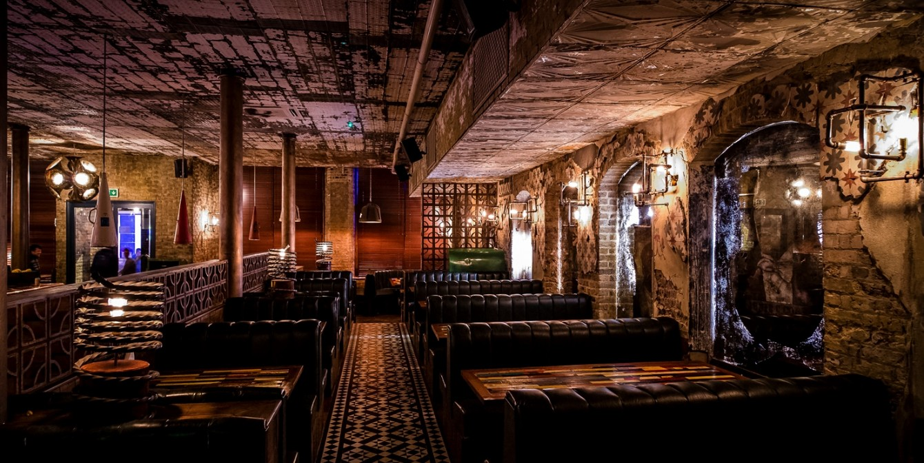 THE BLUES KITCHEN: New Shoreditch Venue Serves up a Slice of America
