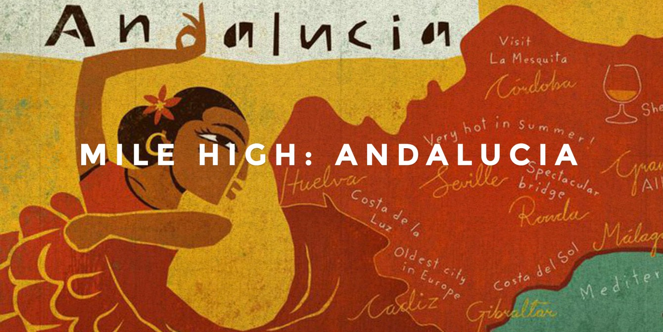 MILE HIGH DINING UNVEILS DESTINATION ANDALUCIA: Bullfighting and boleros this ain't…