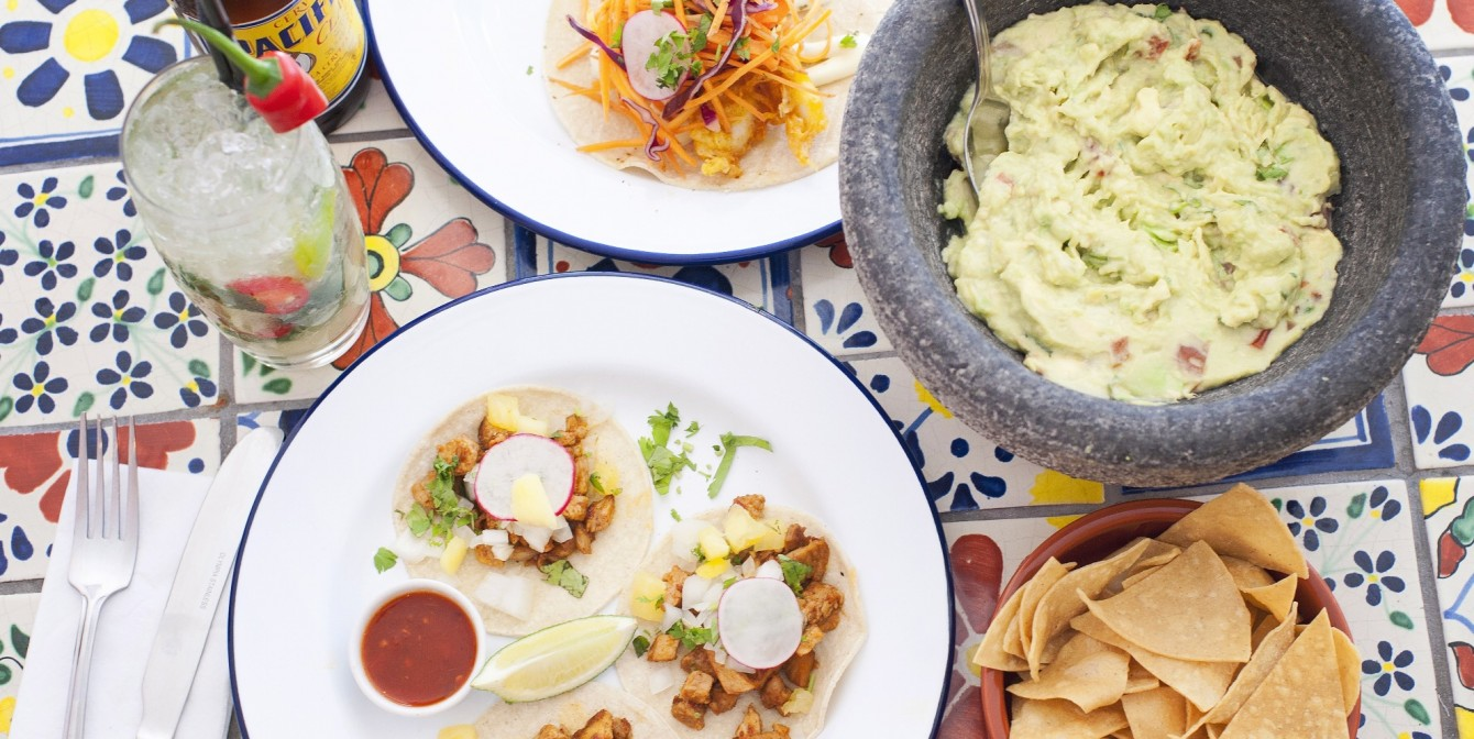 COMENSAL REVIEW: New Modern Mexican Bar & Restaurant Opens on Abbeville Road