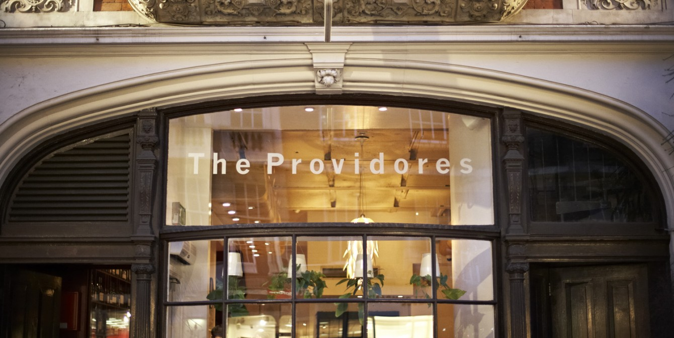 THE PROVIDORES: Small Plates and Bold Flavours