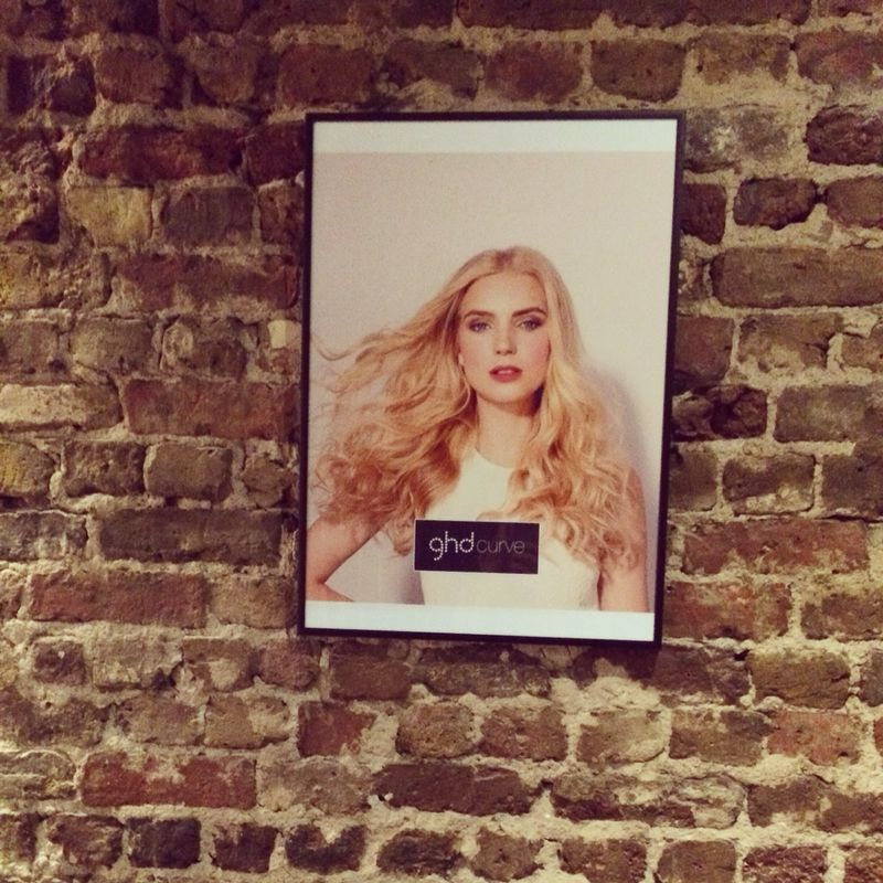 ghd curve: perfect curls with new innovative curling tools | it's ... - Weie Mbel Weie Wand