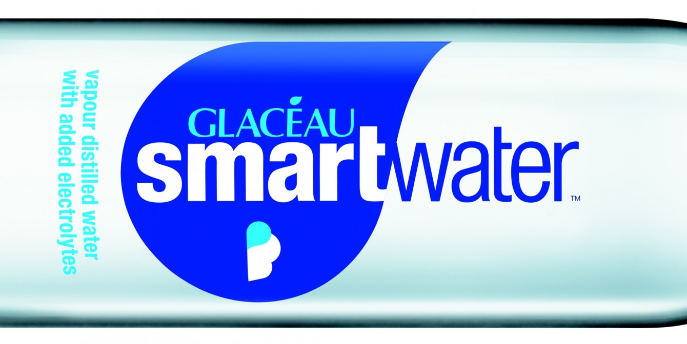 SMARTWATER MAKES A SPLASH IN UK MARKET: Hydrate the smart way