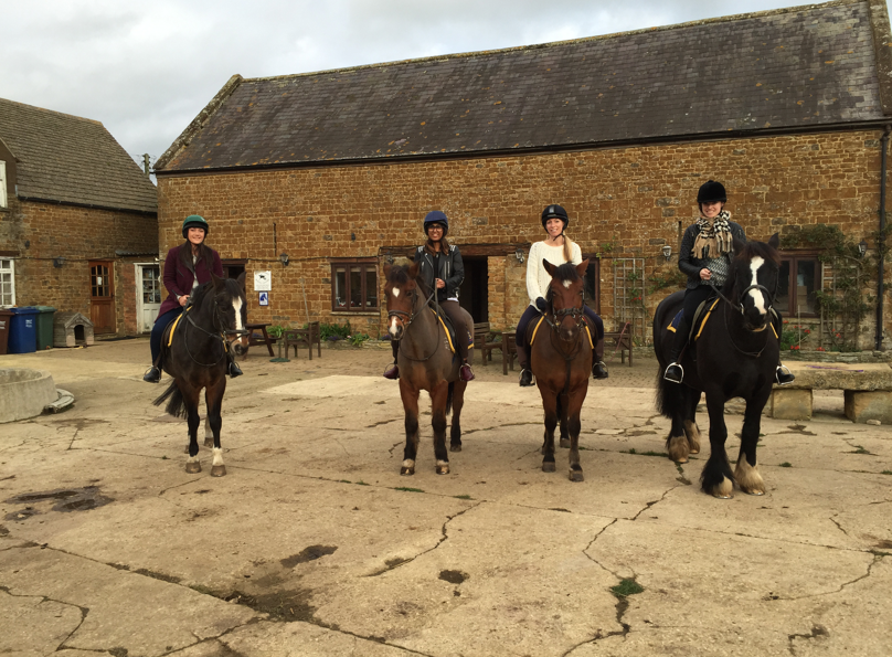 COTSWOLDS: Our country adventure