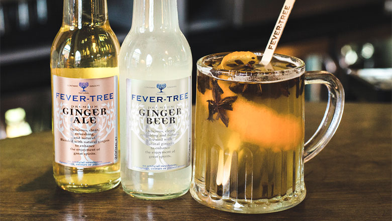 FEELING HOT: Fever-Tree Hot Rum Punch