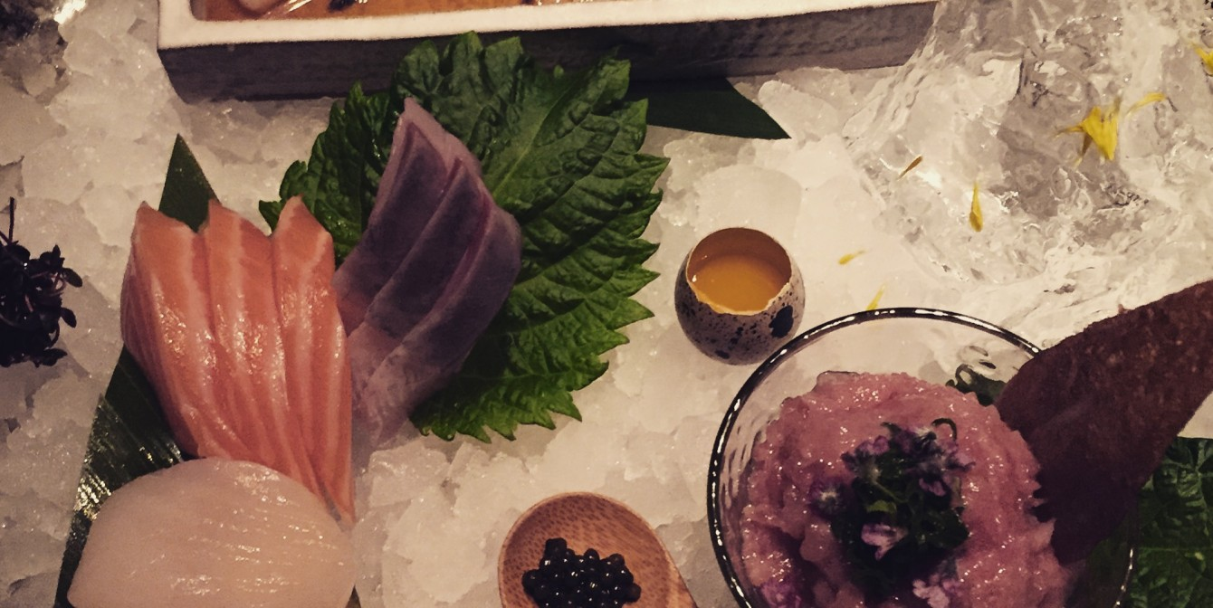 GET READY TO ROKA: Contemporary Japanese robatayaki cuisine hits Aldwych